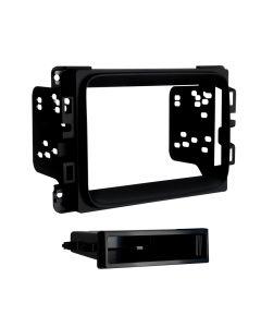 Metra 99-6518B Single or Double DIN Installation Dash Kit
