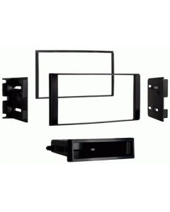 Metra 99-7623 Double DIN Dash Kit for 2014-Up Nissan NV200 Vehicles-main
