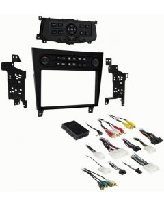 Metra 99-7625B Double DIN Dash Kit for 2008-2013 Infinity G37 Vehicles-main