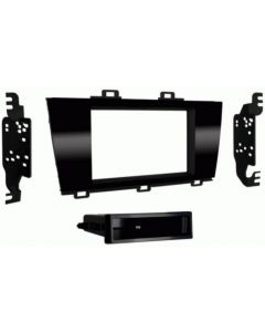 Metra 99-8906HG Double DIN Dash Kit for 2015 and Up Subaru Legacy/Outback Vehicles-main