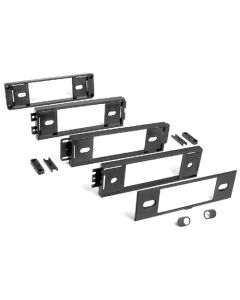 Metra Dash Kit 99-7301 Radio Installation Kit Hyundai Multi-Kit 1986-2005 and Mitsubishi Precis 1986-1993 Vehicles