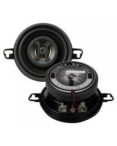 "HiFonics ZS35CX 3.5"" Car Speakers"