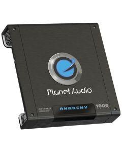 Planet Audio AC1000.2 Anarchy Mosfet Amplifier 2-Channel 1000W max 700W x 1 @ 4 Ohm Bridged 350W x 2 @ 2 Ohm