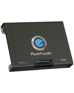Planet Audio AC1600.4 Anarchy Mosfet Amplifier 4-Channel 1600W max 600W x 2 @ 4 Ohm Bridged 300W x 4 @ 2 Ohm
