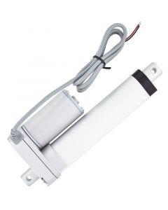 "Quality Mobile Video TOP-A6104T 4"" Stroke 12 Volt Linear Actuator 110LB capacity - Top"