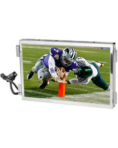 Accelevision LCD102WVGA 10.2 inch Wide screen metal housed LCD monitor - Main