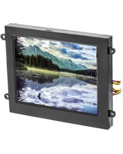 "Accelevision LCD4LHBN 4"" Raw LCD with LED Back lite"