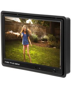 Accelevision LCDP8W 8.4 inch Plastic Housed LCD Monitor - Main