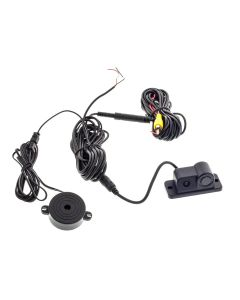 Safesight RVCU101 Rear Car Camera with Ultrasonic sensor with 170 degree viewing angle