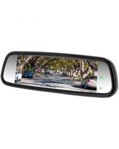 Accelevision RVM703A 7 Inch Digital Rear View Mirror Monitor - Main
