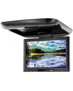 """Accelevision ZFD11W Zycom 11"""" Widescreen Roof Mount Flip Down Monitor - Main"""