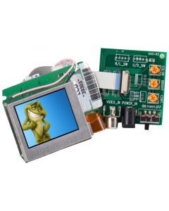 Accelevision LCD18L 1.8 Inch LCD Monitor Raw Module