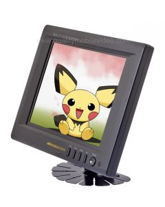 Accelevision LCDP8L 8 Inch LCD Universal Monitor with VGA and PC Modes