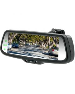 Advent RVM740 High Brightness OEM Replacement Rearview Mirror - Main