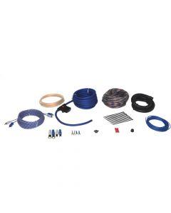 Power Acoustik Akit-4 Amplifier Wiring Kit 4-Gauge