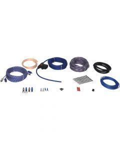 Power Acoustik AKIT-8 Amplifier Wiring Kit 8-Gauge