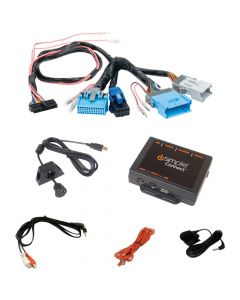 Isimple ISGM655 Connect Factory Radio Interface for DROID(TM), iPad(R)/iPhone(R)/iPod(R) & Other Smartphones (Select 2003-2012 GM(R) Vehicles)