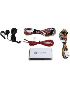 Isimple ISGM751 CarConnect 3000 Smartphone Interface (For Select 2006-2014 GM(R) LAN)