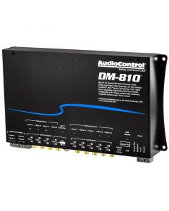 AudioControl DM-810 8 input 10 output DSP processor and Equalizer with time alignment - Main