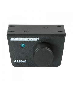 AudioControl ACR-2 Remote Level Control for Amplifiers and Line Output Converters