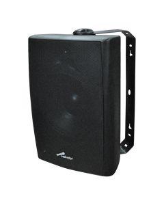 """Audiopipe ODP800BK 8"""" Indoor/Outdoor Waterproof Speakers Blackv"""