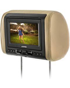 Audiovox AVXMTGHR1M 7 Inch Universal Headrest LCD Monitor - Main