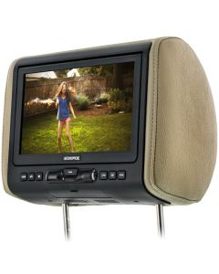Audiovox AVXMTGHR9HD 9 inch Headrest Monitor with built-in DVD Player and HDMI/MHL - Main