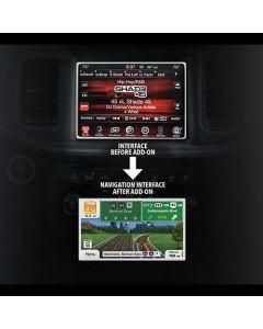Audiovox CHRYNAV1 Add-on GPS Navigation System - Main