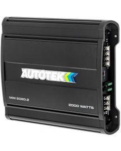 Autotek MM2020.2 2000W Mean Machine 2-Channel Class-A/B Amplifier