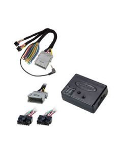 Axxess AX-GMCL2 1996 - 2005 Cadillac radio replacement interface with steering wheel and navigation outputs
