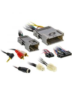 Axxess AX-ADGM03 Wire Harness for 2000 - 2013 General Motors Vehicles - Main