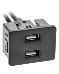 Axxess AXFD-USB2 USB Media Hub Replacement - Ford 2017 - Up
