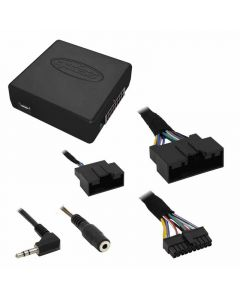 Axxess AXTC-FD2 2012 - and Up Ford radio replacement CAN-BUS interface with steering wheel and navigation outputs