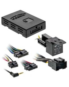 Metra GMOS-LAN-04 GM OnStar Interface for factory amplified sound systems
