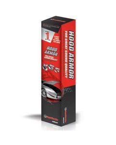 Ballistic SSHL075 Hood Armor Material - Speaker Kit