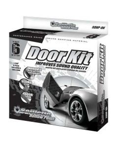 Metra SDHP-DK Sound Dampening Material - Speaker ki