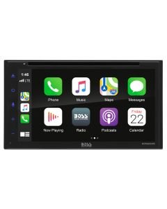 """Boss Audio BCPA9690RC 6.75"""" DVD/CD Receiver with Apple Carplay, Android Auto and Backup Camera"""