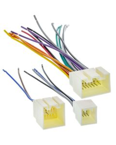Best Kits BHA5700 Car Stereo Wiring Harness for 1998 - 2008 Ford, Lincoln and Mercury vehicles