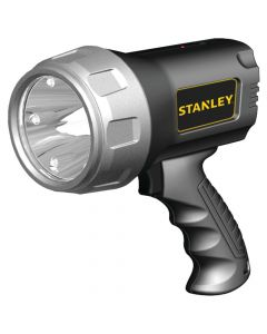 Stanley SL3HS Rechargeable Li-Ion LED Spotlight with HALO Power-Saving Mode (600 Lumens, 3 Watts)