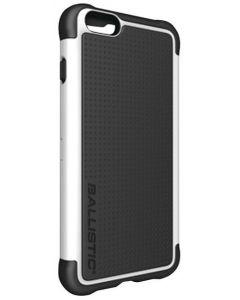 "Ballistic BLCTJ1428A08C iPhone 6 Plus 5.5"" Tough Jacket Case - Black/White"