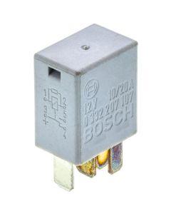 Bosch 5081W 12 VDC Micro Automotive 5-Pin Relay SPDT 10/20A