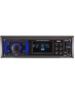Boss Audio 612UA 50-Watt x 4 AM/FM/MP3 Solid State Receiver - Main