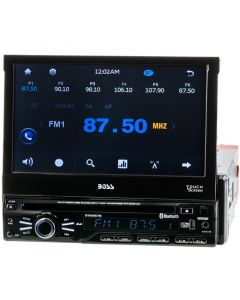 BOSS BV9967B Bluetooth Enabled Single DIN Stereo - Main