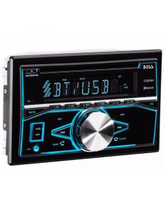 Boss Audio 850BRGB Double DIN Car Stereo Receiver - Main