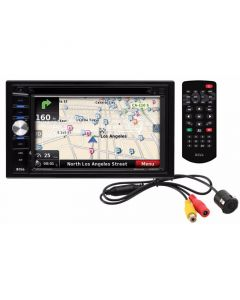 Boss Audio BVNV9384RC DDIN In dash Receiver With Navigation_Main