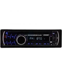 Boyo AVS500BT In Dash DVD Player with AM/FM Radio - Main