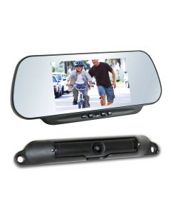 Boyo Vision VTC474RB Wifi Rearview Mirror Backup Camera System