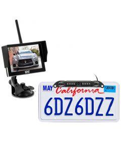 Boyo Vision VTC525R Wireless Rear View Backup Camera System - Black camera