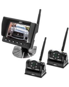 Boyo VTCRH2 5 inch 720p Digital Wireless Dual Camera System - main