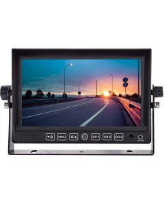"Boyo VTM7012FHD 7"" TFT LCD Color Monitor with four video inputs"